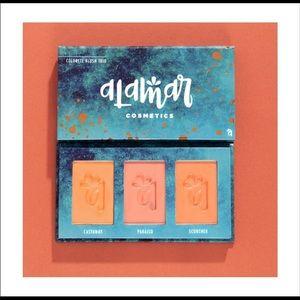 Alamar Cosmetics Colorette Blush Trio in Fair